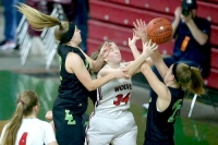 Gallery: Girls Basketball Lynden @ Black Hills
